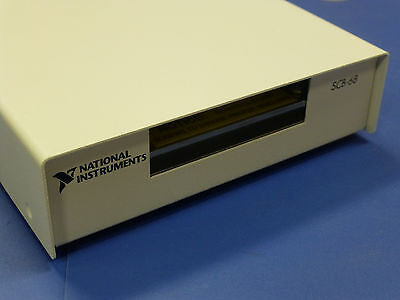 National Instruments Ni Scb 68 Shielded I O Connector Block   Screw Terminal