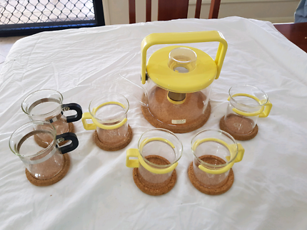 Bodum Tea set