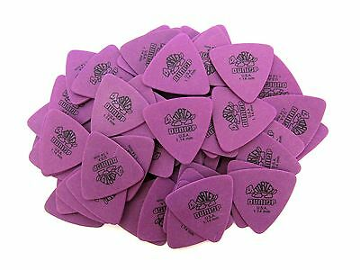 Dunlop Guitar Picks  Tortex Tri (Triangle)  72 Pack  1.14mm 431R1.14