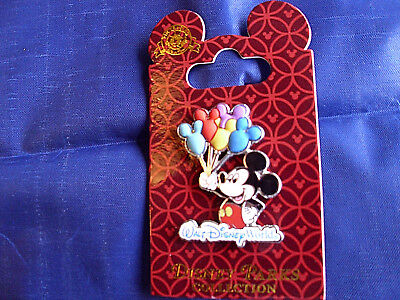 Character Balloons (Disney * WDW - MICKEY & BALLOONS * New on Card Character Trading)