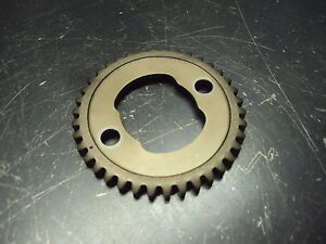 87-1987-HONDA-TRX-350-TRX350-FOUR-WHEELER-ENGINE-MOTOR-GEAR-PRIMARY-OIL-CRANK