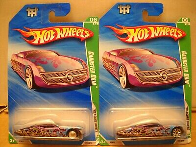 Hot Wheels 2010 Super & Regular Treasure Hunt Gangster Grin 1949 Mercury Lot