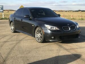 2008 BMW 535I M PACKAGE INLINE 6