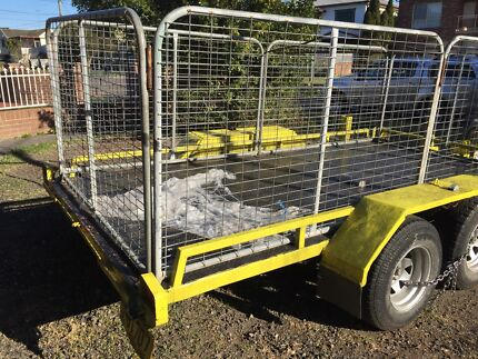 Up for sale is my car trailer  Canley Vale Fairfield Area Preview
