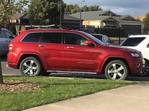 MY2014 Jeep Grand Cherokee Oveland Diesal For Sale