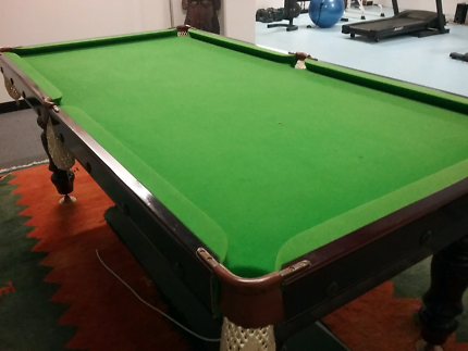 Astra Billiards slate Pool table 3/4 size  near new condition