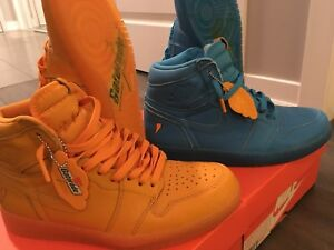 Jordan 1 Gatorade Like Mike Mens Shoes New! sz 10