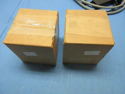 Lot Of 2 Siemens 536-780 Surface Mount Pipe Sensor 30 - 250f Hvac Transmitter