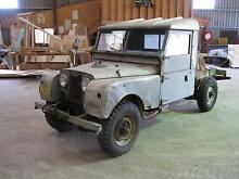 Land Rover series 1 wanted  for restoration or parts Goulburn 2580 Goulburn City Preview