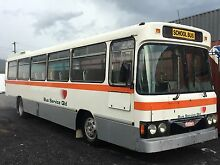 Bus ex school run hino diesel 6 Spd manual suit motor home ect Trinity Park Cairns Area Preview