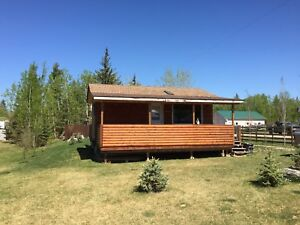 Cabin to rent at Turtle Lake