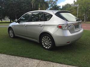 2009 Silver Subaru Impreza Hatchback Excellent condition+Sunroof Woolloongabba Brisbane South West Preview