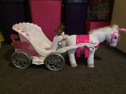 Baby Born Horse and Carriage  Cranbourne East Casey Area Preview