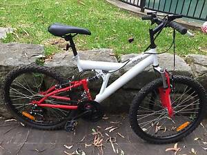 "GXI PRO Zoom Mens Mountain bike for sale 18.5"" frame / 26"" wheels Lane Cove Lane Cove Area Preview"