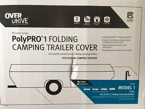 Brand New Camping Trailer Cover