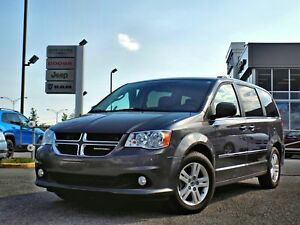 Dodge Grand Caravan Crew Plus 2017 CUIR/GPS