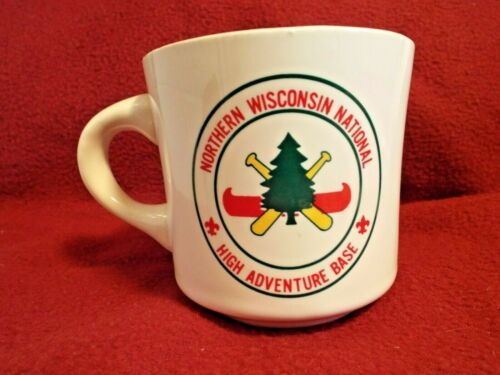 NORTHERN WISCONSIN  NATIONAL Boy Scouts of America Coffee Mug Cup
