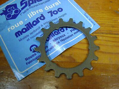 NOS pignon Maillard course 700 Zycral alliage 5//6speed
