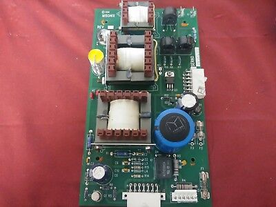 Misonix E0501aml20 Rev B Power Supply Circuit Board Pcb Ac Serno Component Parts
