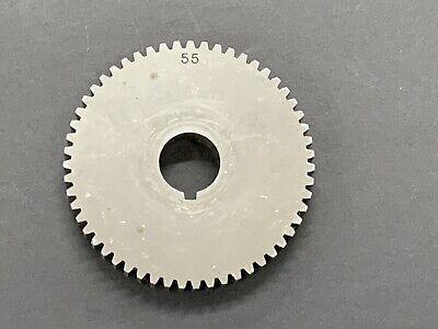 Hardinge Hlv-h Lathe 55-tooth Threading Change Gear