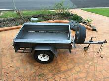 2m * 1m offroad box trailer, Ex camper trailer,  Electric Brakes Mooroobool Cairns City Preview