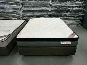 Latex Pillowtop Memoryfoam Zoned Pocket Spring Mattresses Epping Whittlesea Area Preview