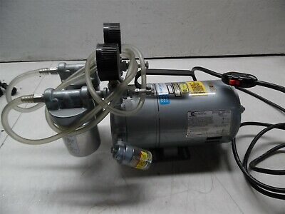 Vwr Scientific Air Sampling Pump Sa55nxgtb-4142 Cat 58040