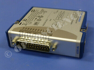 National Instruments Ni 9221 Cdaq Analog Input Module 60v Analog Input
