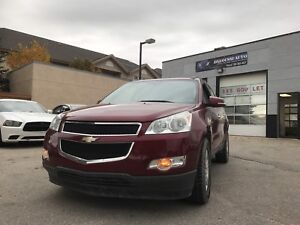 Deal !! Safetied 2010 Chevrolet Traverse