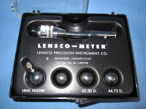 Lensco-Meter by Lensco Precision Instrument Co.