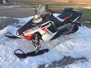 2014 Polaris switchback adventure 600 Low kms