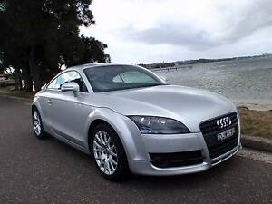 2007 Audi TT Coupe Auto  Alloy Wheels Perfect Audi Log Books Sylvania Waters Sutherland Area Preview