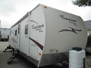 2009 Coachmen Northen Spirit 29bhs