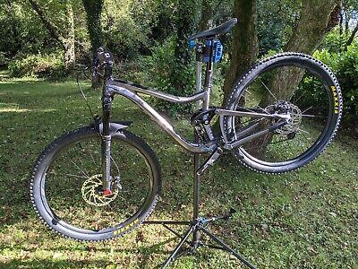 Giant Trance 3 2021 Full Suspension Mountain Bike ( Small Enduro Trail 29 )