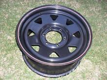 Toyota Hilux 4X4 KING 17X8 Wheel Toowoomba Toowoomba City Preview