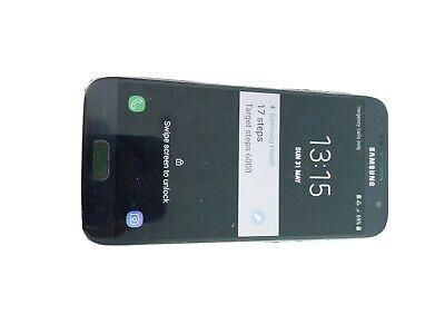 Samsung Galaxy S7 SM-G930 - 32GB - Black Onyx (EE) Smartphone