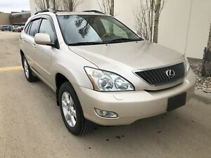 2007 Lexus RX350 AWD, one owner, no accidents!