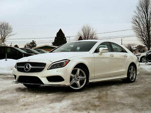 2015 Mercedes-Benz CLS-Class AMG LINE + PARKTRONIC + TOIT PANO +
