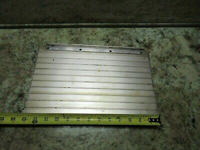 Star Sr-16 Cnc Lathe Fanuc 16-tt Heat Shield 13 X 8 Way Cover