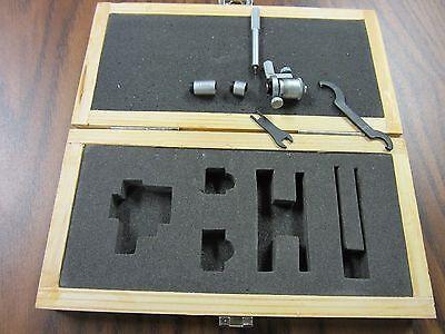 25-50mm Metric Inside Micrometer 0.01mm Graduation Part 404-m2550--new