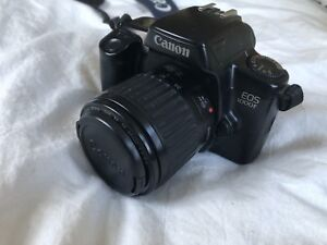 Canon EOS 1000F Automatic Film Camera