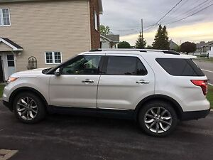 Ford Explorer Fwd Limited 2013