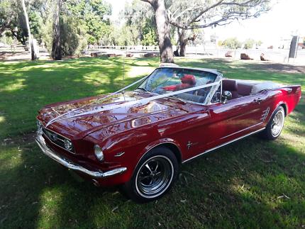 Mustang convertible 1966 Bathurst Bathurst City Preview