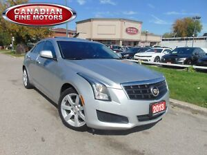 2013 Cadillac ATS LEATHER SUNROOF/CLEAN CARPROOF