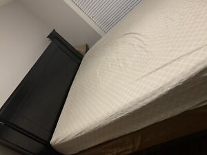 King size bed with dresser and night stand for sale