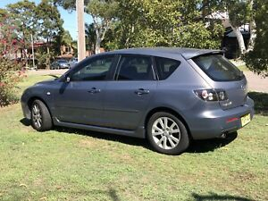2007 Mazda 3 maxx sport  Budgewoi Wyong Area Preview