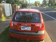 2009 hyundai getz with long rego and rwc immaculate Laverton Wyndham Area Preview