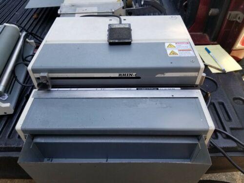 Rhin-o-Tuff HD 7000 / 4-1 die GBC Magnapunch