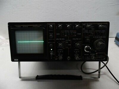 Protek P-2560 60mhz Oscilloscope