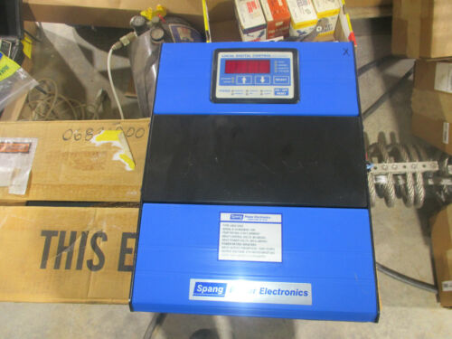 SpangPower Electronics didital SCR power control unit 850 series Type E80210000